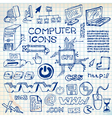 doodle computer icons