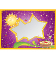 Bithday card vector image