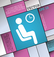 waiting icon sign Modern flat style for your vector image