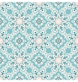Abstract seamless tiled pattern for fabric vector image vector image