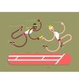 Relay athletics design