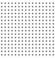 black round corner square dotted pattern design vector image vector image
