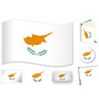 cypriot national flag in vector image vector image