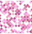 Geometrical abstract diagonal square pattern vector image