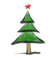 ChristmasTree vector image