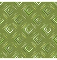 Grungy geometric pattern vector image vector image