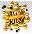 stacker or label for black friday vector image