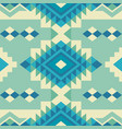 tribal print aztec navajo seamless pattern vector image vector image