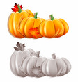 for thanksgiving day vector image vector image