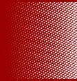 halftone pattern background heart shapes vintage vector image