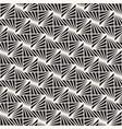 seamless subtle lattice pattern modern stylish vector image vector image