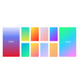 gradient backgrounds for screen set 3