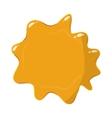 Orange honey icon vector image vector image