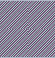 purple striped seamless pattern vector image vector image