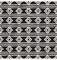 seamless hand drawn pattern modern stylish vector image vector image