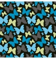 Seamless pattern with decorative colorful vector image