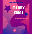 winter background with gradients vector image vector image