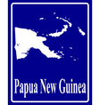 Papua New Guinea vector image