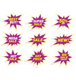 sale label price tag banner star badge template vector image