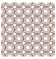 seamless Islamic pattern vector image vector image