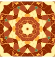 Seamless Pattern Mandala Like Vintage Decorative vector image vector image
