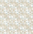 Seamless Triangle Pattern Background Texture vector image
