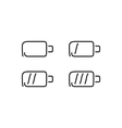Battery set icons