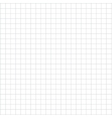 White grid against a gray background Eps 10 vector image vector image