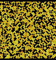 Abstract seamless diagonal square pattern vector image