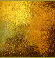 golden texture geometric background vector image vector image
