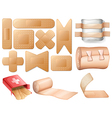 Medical first aid vector image