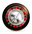 Roulette vector image