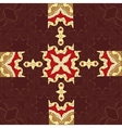 Seamless Asian pattern Vintage decorative vector image