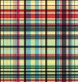 gingham pattern vector image vector image