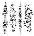 Swirling ornament vector | Price: 1 Credit (USD $1)
