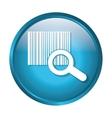 Bars code symbol vector image