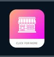 shop online market store building mobile app vector image vector image