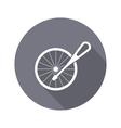 Tool icon Screwdriver turnscrew instrument vector image vector image