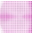 Pink Halftone vector image
