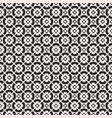 monochrome ornament texture seamless pattern in vector image vector image