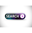 Search sign icon vector image vector image