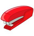 stapler vector image vector image
