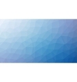 blue abstract background consisting of low vector image