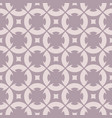 floral geometric ornament in pastel colors pale vector image vector image