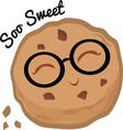 Soo Sweet vector image vector image
