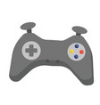 video game controller cartoon vector image