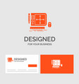 business logo template for design graphic tool vector image