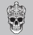 skull king vector