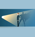 talent headhunting business concept vector image