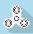 fidget toy for increased focus stress relief vector image